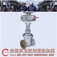 进口电动闸阀的工作原理及使用方法