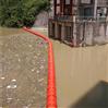 红色拦污带垃圾拦截浮筒