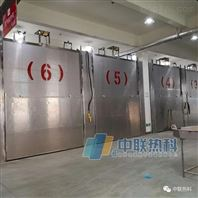 中联热科空气能热风循环烘干设备