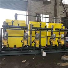 300升工业废水处理成套加药装置厂家