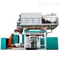 岩康全自动大型IBC吨桶中空吹塑机生产设备