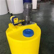 環保消毒劑攪拌加藥箱
