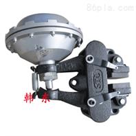 韩东气动蝶式制动器/蝶式气动刹车器/DBH-104