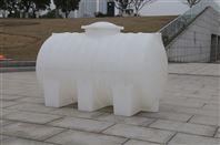 5吨pe塑料水塔卧式储罐5立方车载酸碱储罐