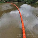 云贵州库区漂浮物拦漂设备浮式拦污排