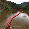 水面水草生活垃圾拦截浮漂管式拦污排