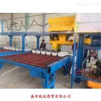 高铁沿线水泥盖板预制件RPC件生产线