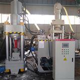 Y废旧金属压饼机使用国内技术 节能降耗