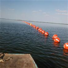 浅海防搁浅浮筒施工拦截警示浮筒