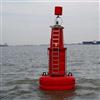 FB150*230河道侧面浮标不倒翁式海上航标生产厂家