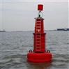 河道侧面浮标不倒翁式海上航标生产厂家