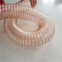 耐磨抗冻pu钢丝软管