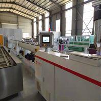 高效单螺杆PE管材生产机器制造工厂直销