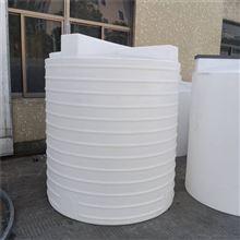 圆形水处理平底加药桶