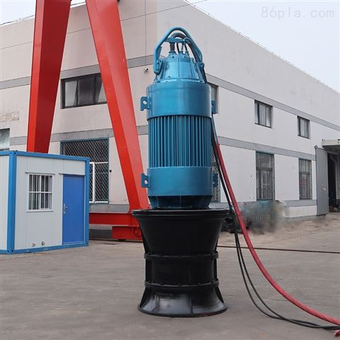 天津德能潜水轴流泵600QZB-70-90kw