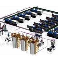 PVC混配集中供料系统