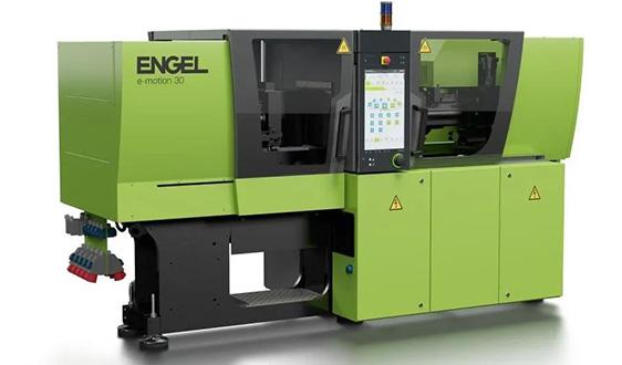 恩格尔LSR微注塑装置,注塑量变小变小再变小!